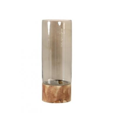 Stiklinė žvakidė