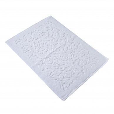 Didesnis vonios kilimėlis - VISCONTI WHITE 2